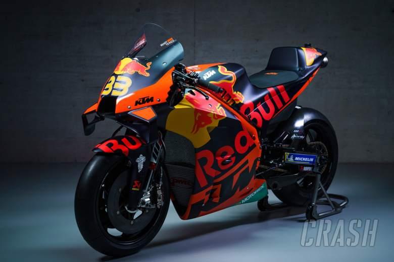 LIHAT PERTAMA: Livery KTM 2021 Red Bull untuk Binder, Oliveira