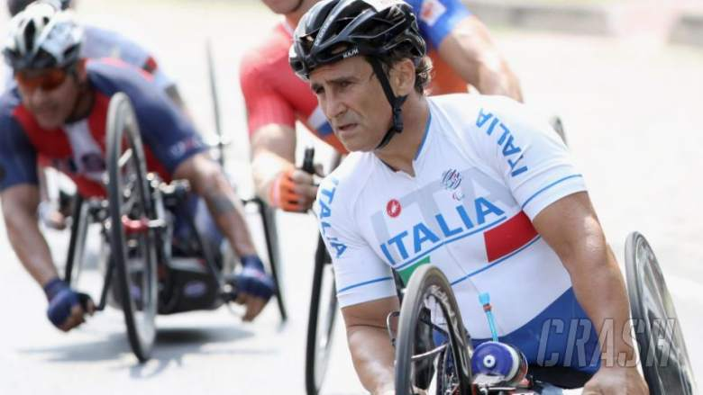 Alex Zanardi dipindahkan dari rumah sakit ke pusat rehabilitasi spesialis
