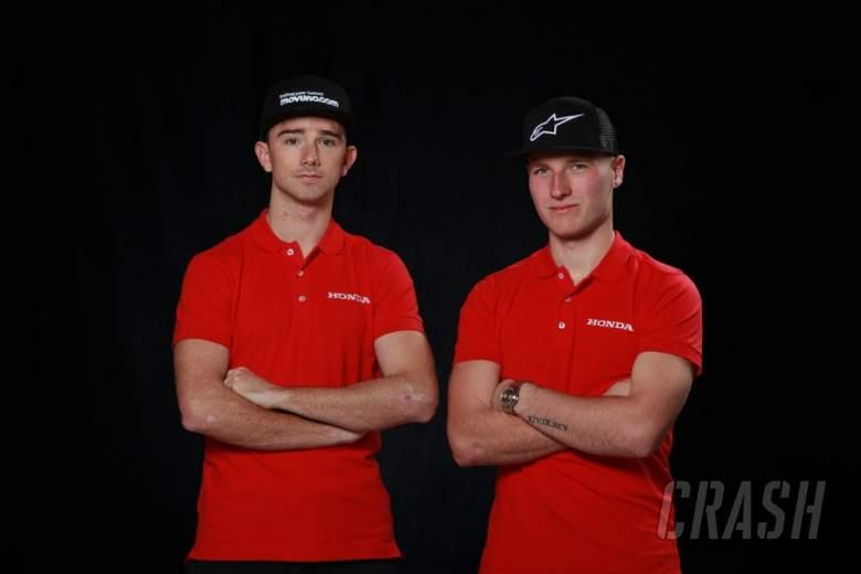 Davey Todd, Honda Racing,