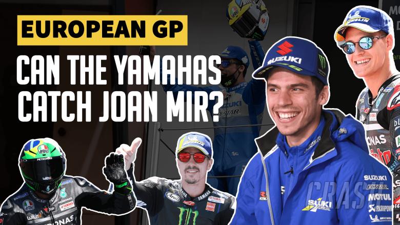 European MotoGP, Valencia Preview: Can the Yamahas catch Mir?