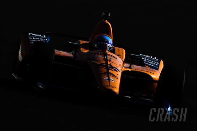 Alonso kembali ke Indy 500 dengan Arrow McLaren SP