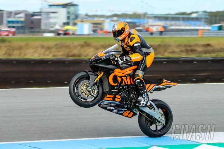 OMG Racing splits with Rea