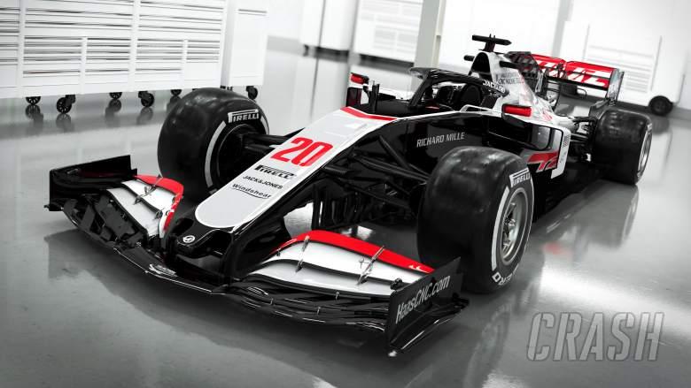 Haas, VF-20, F1,