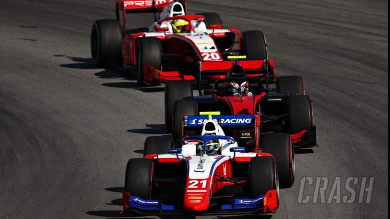 Dia terbuka untuk menjalankan Ferrari F1 junior pada latihan Jumat tahun ini