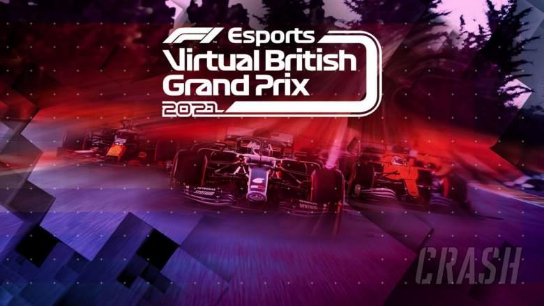 Esports F1 Virtual British Grand Prix: Seperti yang terjadi