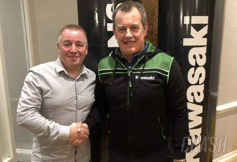 McGuinness signs for Quattro Plant Kawasaki