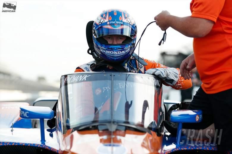 Scott Dixon, IndyCar, Aeroscreen,