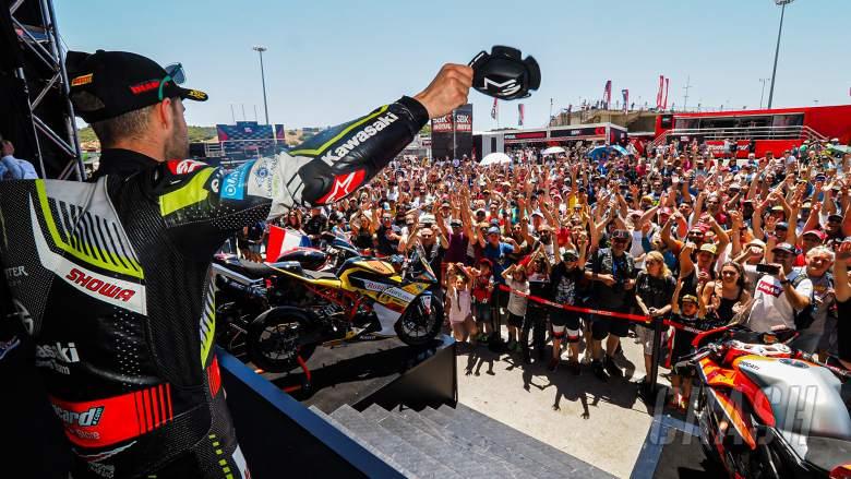 Jonathan Rea, World Superbike,