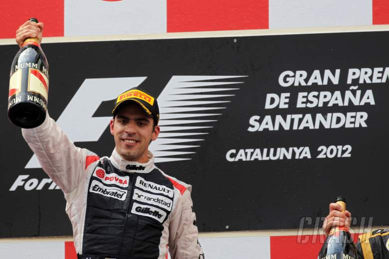 Keajaiban sekali pukulan: Pembalap F1 yang hanya sekali naik podium