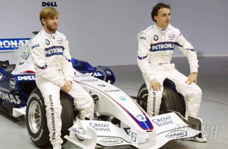 Nick Heidfeld: Robert Kubica always said BMW preferred me over him