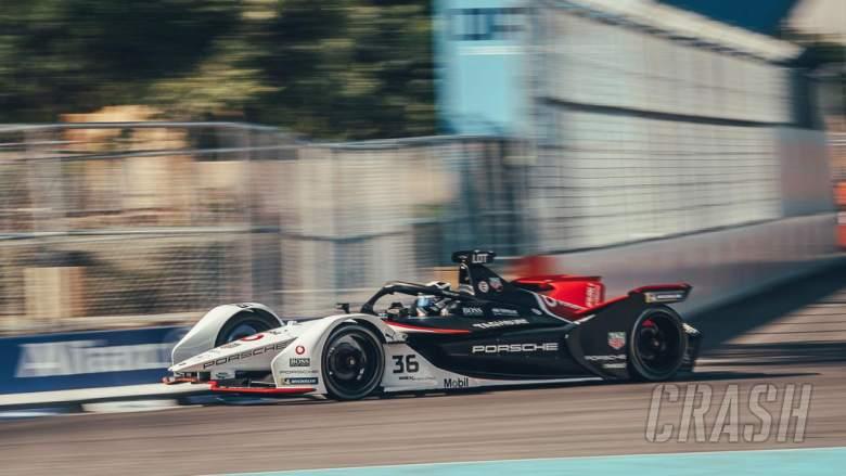 Lotterer 'cautiously optimistic' of Porsche's Santiago chances