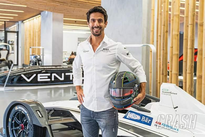 Di Grassi seals Venturi move for 2022 Formula E season