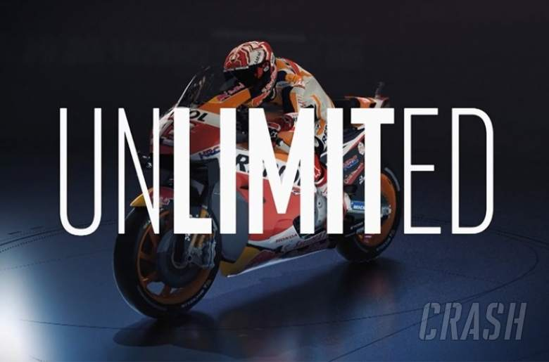 Marc Marquez, Unlimited, Red Bull,