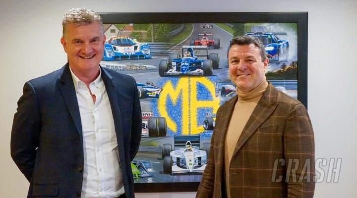 Mark Blundell, MB Motorsport, BTCC,