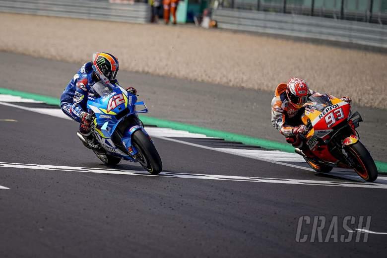MotoGP's last lap showdowns of 2019