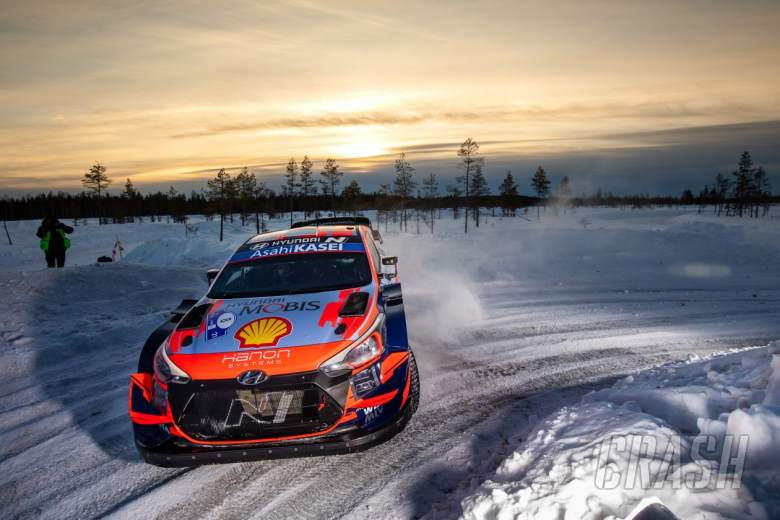 WRC Arctic: Tanak Tanpa Cela, Rovanpera Puncaki Klasemen