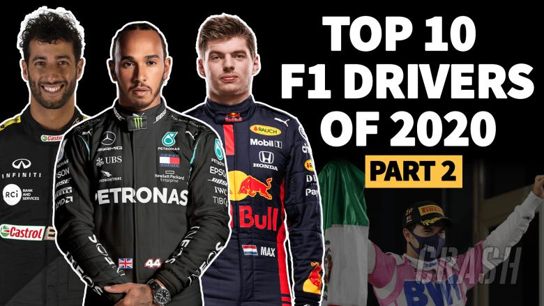 VIDEO: Siapa 10 pembalap teratas musim F1 2020? Bagian 2