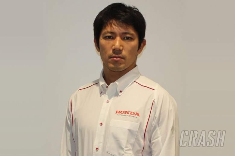 ryuichi kiyonari, Honda,