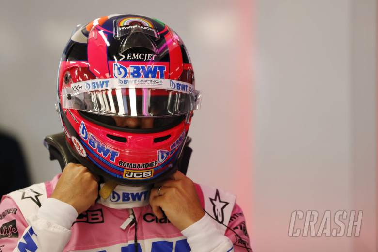Perez out of F1 British GP after positive COVID-19 test