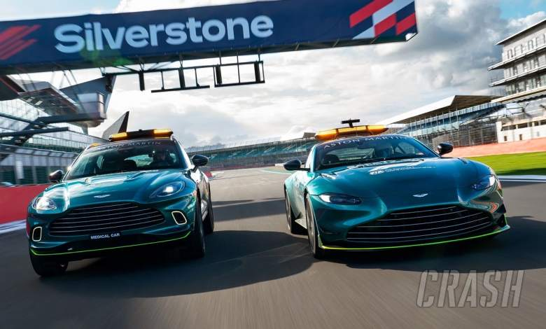 Aston Martin dan Mercedes Pamer Safety Car F1 Baru Untuk Musim 2021