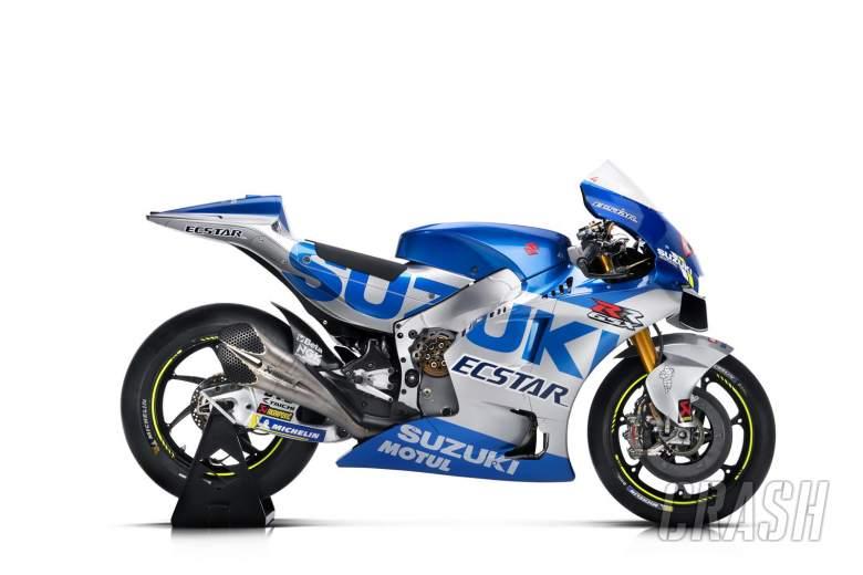 Suzuki menarik selimut penantang MotoGP 2020