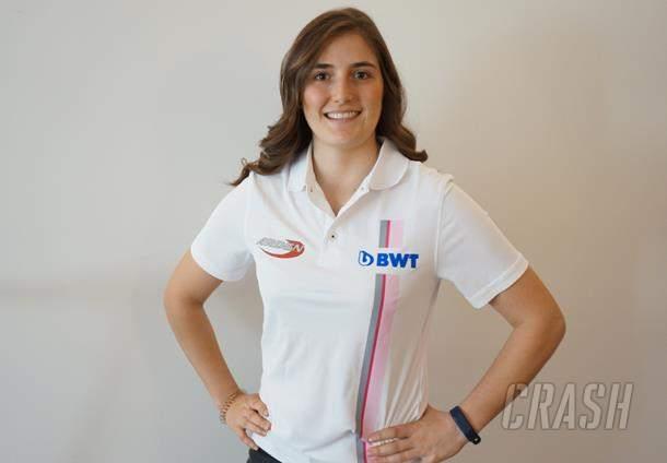 Tatiana Calderon, BWT Arden, F2,