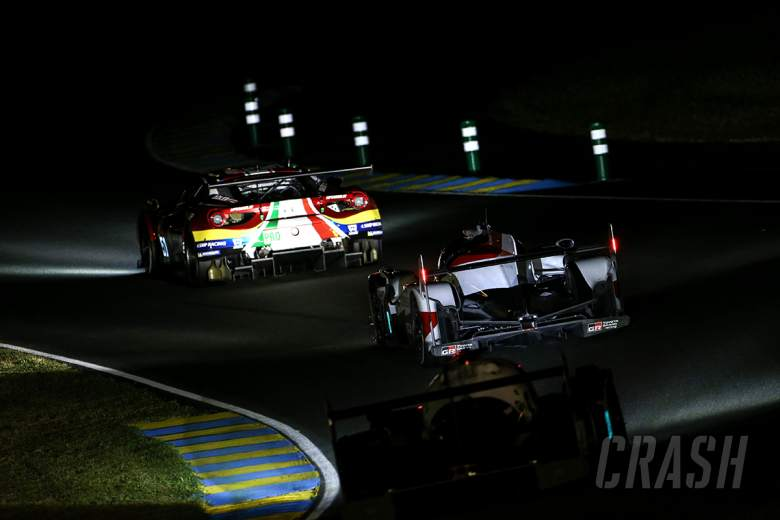 Toyota Gazoo Racing, #8 Toyota, Alonso, Buemi, Nakajima,