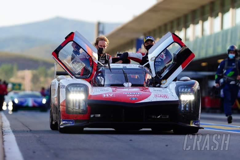 Portimao 8 Jam: Toyota Menangi Balapan ke-100, Sean P2 LMP2