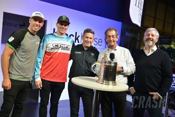 Scott Redding, Peter Hickman, Triumph, Torrens Trophy,