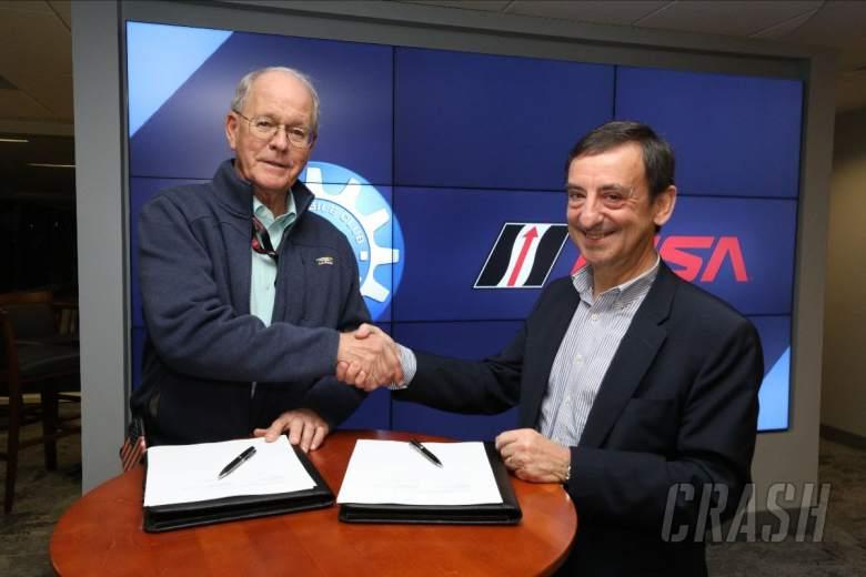 ACO, IMSA menempa perjanjian konvergensi prototipe
