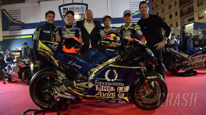 Johann Zarco, Tito Rabat, Avintia Ducati,