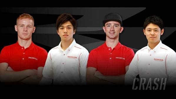 Takumi Takahashi joins Honda Racing UK for 2021 BSB championship