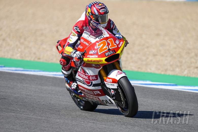 'Only good vibes' for Di Giannantonio heading into Le Mans after Jerez win