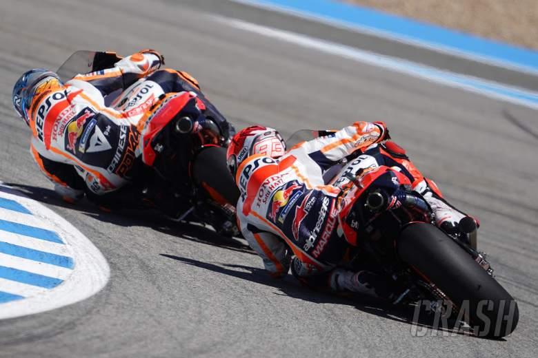 Merasa Fisiknya Makin Kuat, Marc Marquez Siap Beraksi di Le Mans
