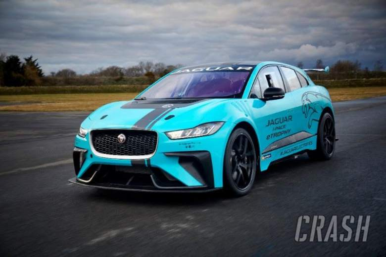 Jaguar I-PACE eTROPHY to race at 10 FE rounds in 2018/19