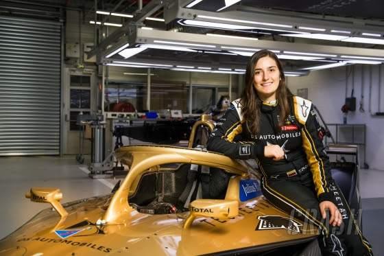 Tatiana Calderon, Formula E,