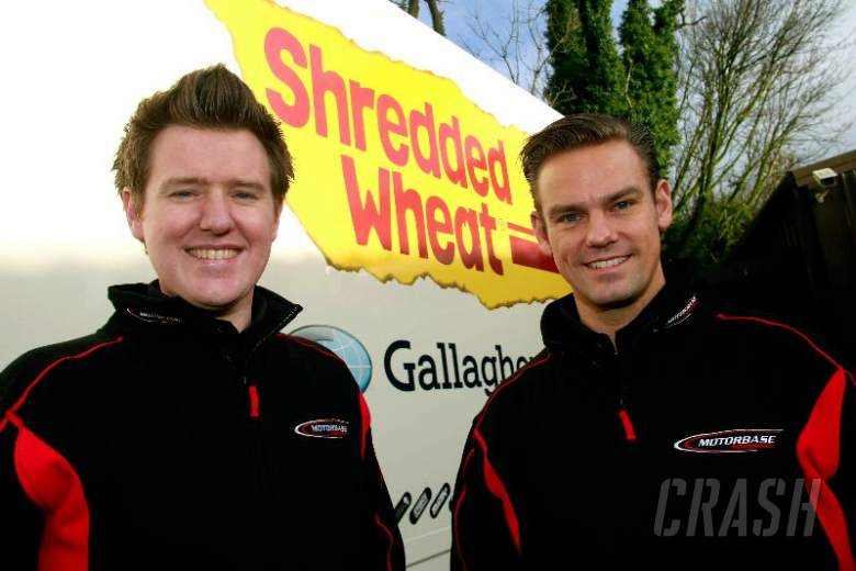 Motorbase signs Chilton and Jackson for 2019 BTCC