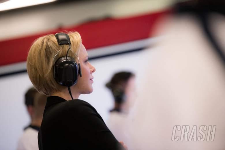 Putri Charlene dari Monaco akan memulai Le Mans 24 Jam 2019