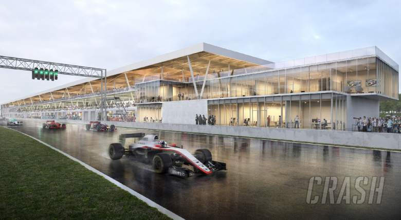Canadian Grand Prix, Circuit Gilles Villeneuve,