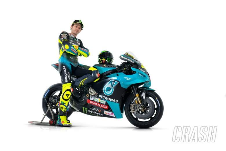 Valentino Rossi, Petronas Yamaha 2021