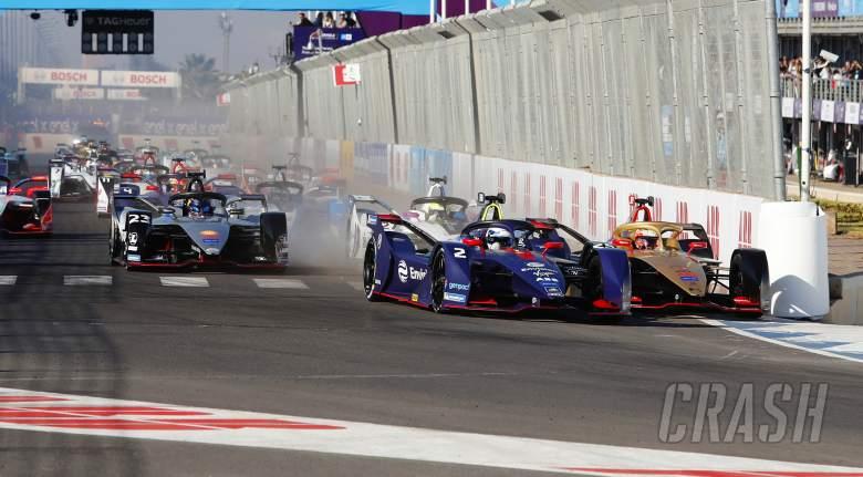 Vergne 'menyia-nyiakan kemenangan FE Marrakesh' dengan berputar untuk menghindari Bird