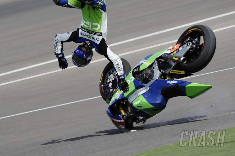 Sofuoglu, Indianapolis Moto2 2011
