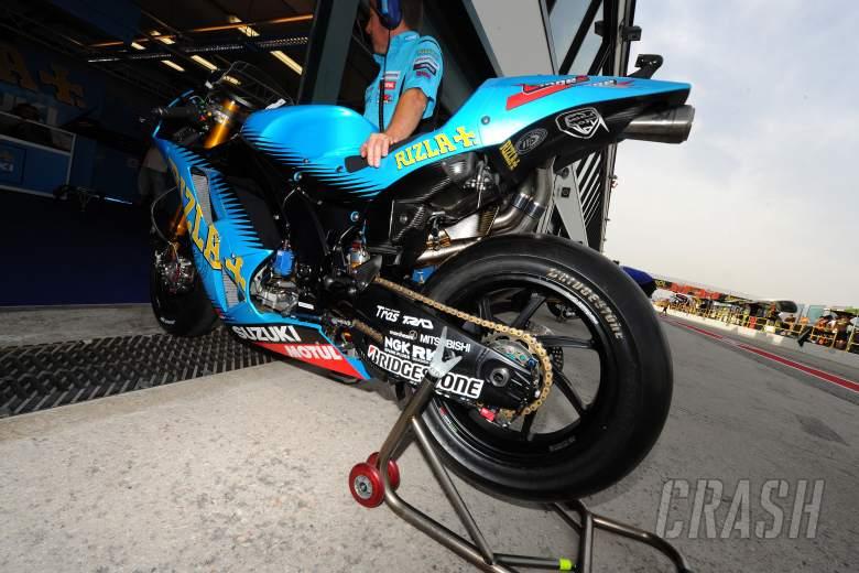 Suzuki, San Marino MotoGP 2011