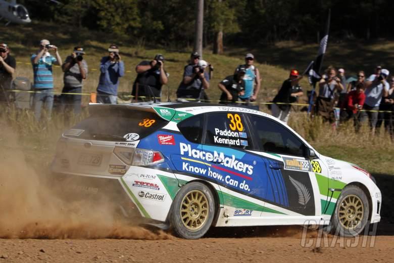 Hayden Paddon (NZL) John Kennard (NZL), Subaru Impreza WRX, NZ World Rally Team