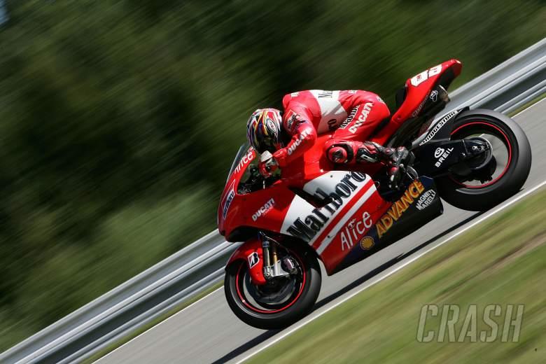 Capirossi, Czech MotoGP 2005
