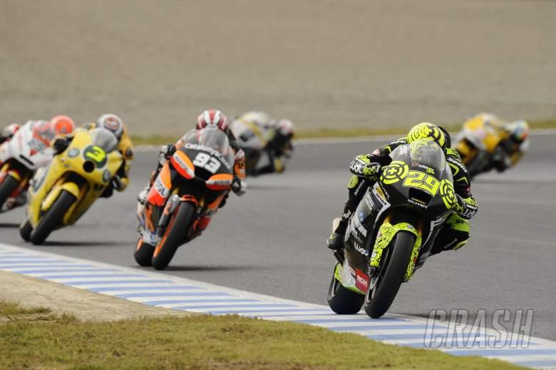 Iannone, Japanese Moto2 Race 2011