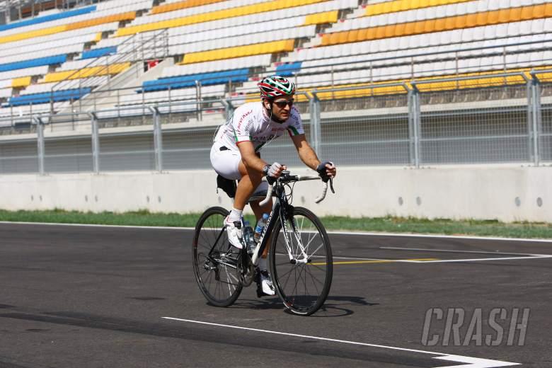 13.10.2011- Jarno Trulli (ITA), Team Lotus, TL11