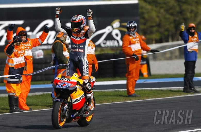 Stoner,  Australian MotoGP 2011