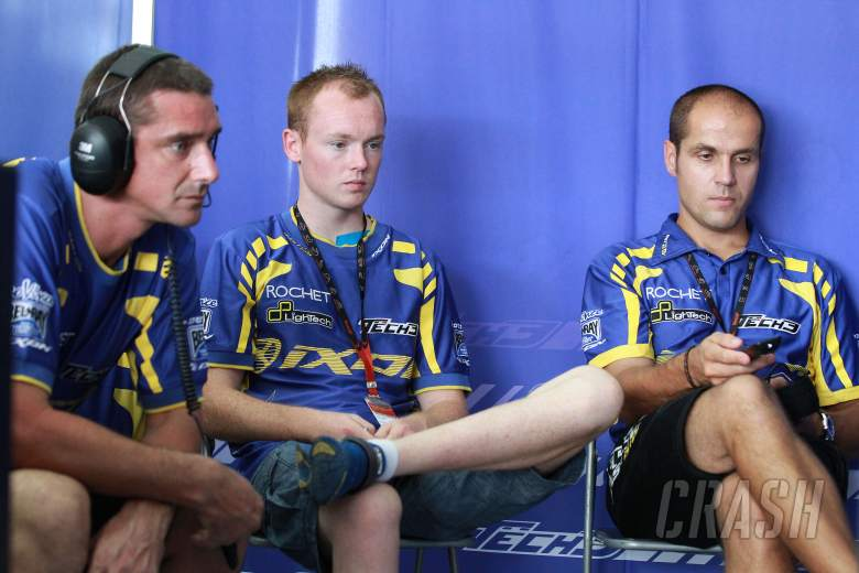 Smith, Malaysian MotoGP 2011