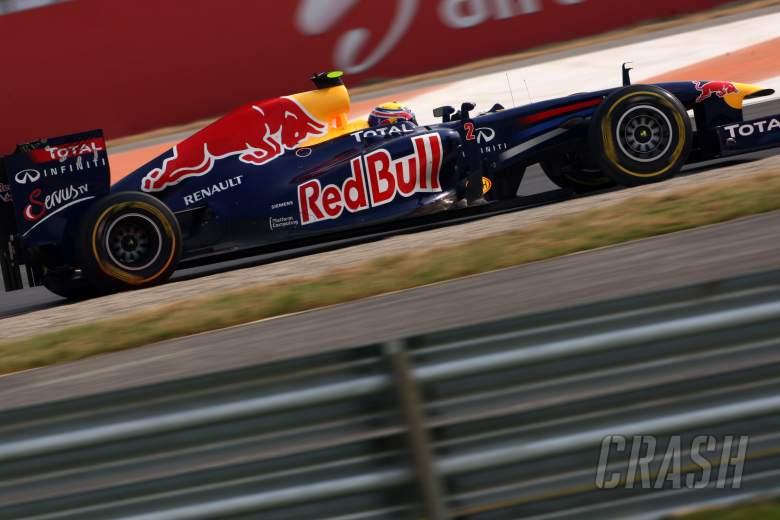 , - Mark Webber (AUS), Red Bull Racing